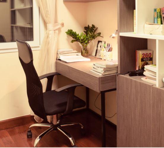 Các mẫu bàn ghế làm việc tại nhà hiện đại